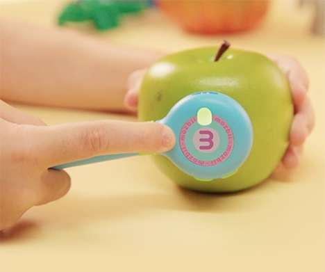 Color-Scanning Styluses - The 'Mozbii' is a Stylus for Kids that Enables Exploration and Interaction