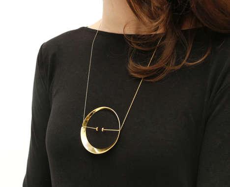 Minimalist Spherical Jewelry