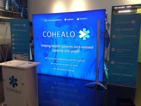 Equipment-Sharing Medical Groups - Cohealo is a Sharing Economy Solution for the Healthcare Industry