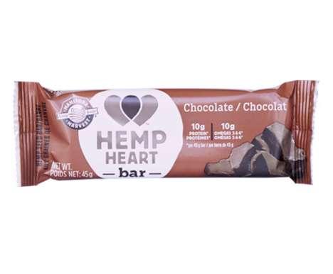 Hemp Snack Bars - Manitoba Harvest's Hemp Heart Bars Share Nutrition from Plants
