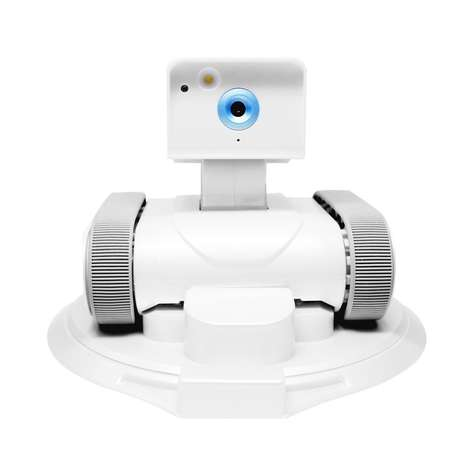 Robotic Security Systems - The 'Appbot-LINK' Security Robot Enables Comprehensive Protection