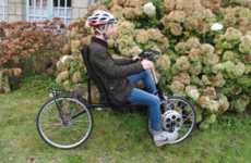 Revolutionary Recumbent Bicycles