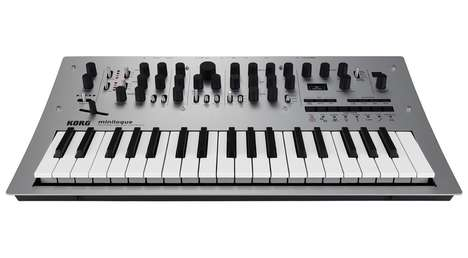 Affordable Analog Synthesizers - The Korg Minilogue Offers Great Sounds At An Affordable Price