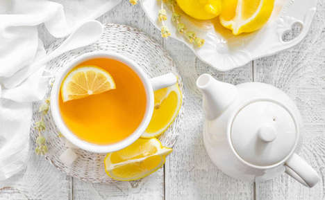 Detoxifying Dessert Teas - The Butterscotch White Tea Offers a Healthy Drink Alternative to Sweets