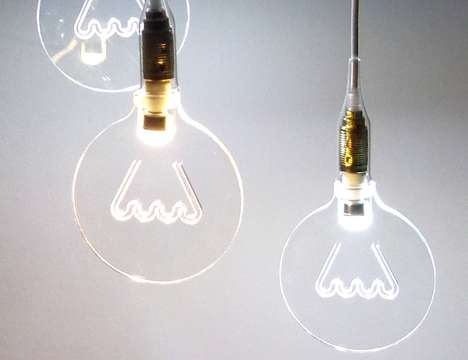 Retro-Inspired LED Bulbs - These LED Edison Bulbs Blend Aesthetics to Enhance Design and Efficiency