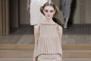 The Chanel Spring Couture Range Honors Nature and Sustainability