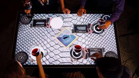 Interactive Wine Tables - Graphene 3D Lab and Ideum Elevate Wine Experiences with Technology