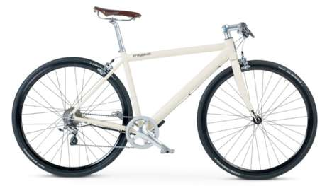 Lightweight Electric Bikes - The Freygeist Classic Bike Features a Hidden Electric Drive