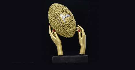 Fashion-Forward Footballs - Fashion Designers Create Bespoke Footballs In Honor of Super Bowl 50