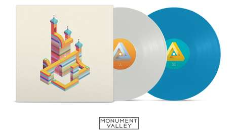 Gaming Soundtrack Vinyl Records - The Monument Valley Game Soundtrack Can Be Yours On Vinyl