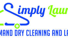 On-Demand Laundry Services - 'Simply Laundry' Improves Dry Cleaning, Washing, Folding and Delivery