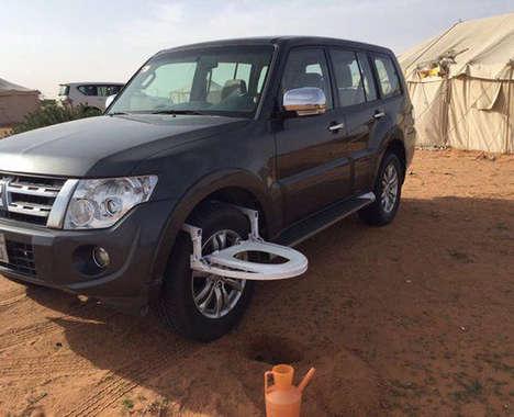Portable Tire Toilet Seats