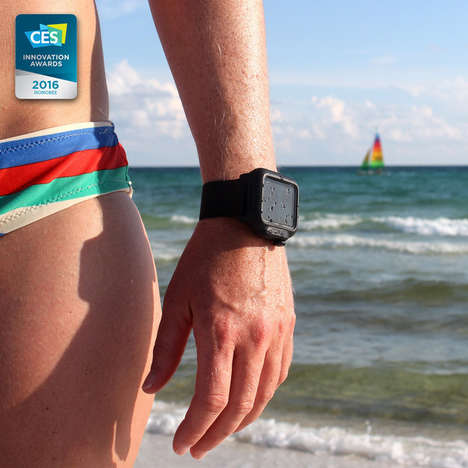 Top 100 Gadgets Trends in February - From Simplistic Fitness Trackers to Winter Jacket Heaters