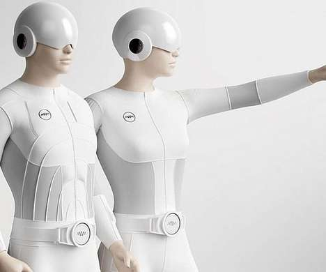 Smart Textile Gaming Suits - The Teslasuit Lets Consumers Sense Virtual World Feedback Through Touch