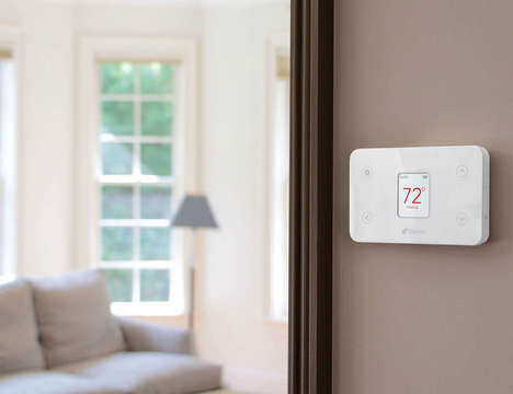 Voice-Control Thermostats - The iDevices Smart Home Thermostat Features Easy Installation
