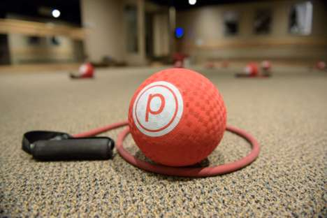 Ballet-Inspired Workouts - Pure Barre Toronto Focuses on Small Muscles for Strength and Flexibility