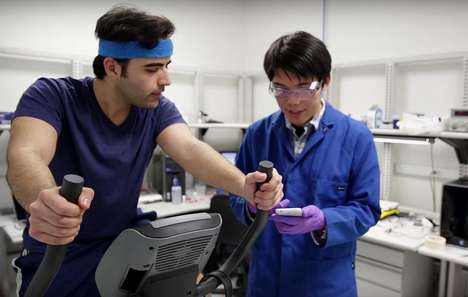 Sweat-Analyzing Wearables - The 'Sweatbit' Could Determine Health by Analyzing Perspiration