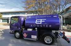 On-Demand Fuel Services - Booster Fuels Fills Your Car Up Without the Trip to the Gas Station