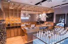 Compact Watch Shops - Nixon's New York City Watch Shop Takes Up Less Than 300 Square Feet