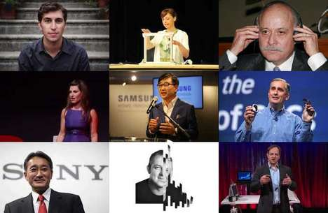 10 Talks on the Internet of Things - From the Magic of User Experience to Collaborative Economies