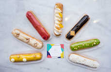 Exclusive Eclair Pastry Shops