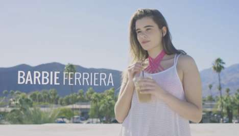 Unapologetic Underwear Campaigns - The Latest Aerie Commercial Features Model Barbie Ferreira