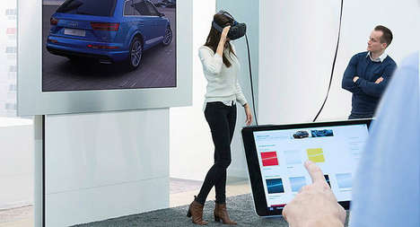 Top 100 Business Trends in February - From VR Automobile Showrooms to Sock Subscription Services