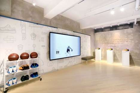 Star Athlete Activewear Flagships - The Air Jordan Flagship in Hong Kong is a Brand Fan's Dream