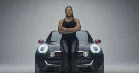 Empowering Automotive Ads - The MINI USA 'Defy Labels' Super Bowl 50 Ad Stars Six Celebrities