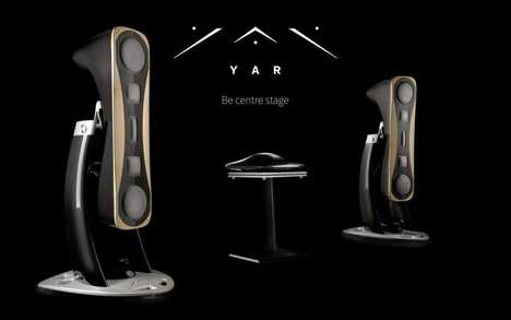Bespoke Sound Systems - The YAR 'B-yond' Advanced Audio System is for Discerning Audiophiles