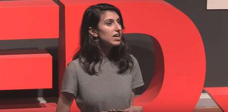 The Downsides of Social media - Samia Khan's Social Media Presentation Discusses Mental Health