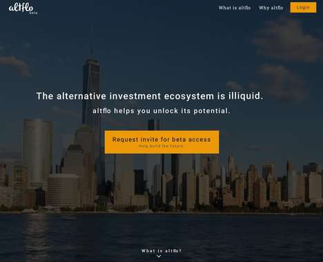 Investment Network Marketplaces