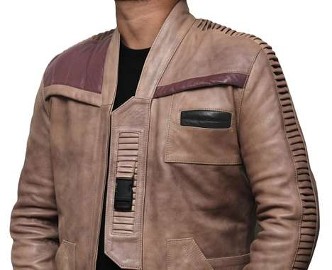 Cinematic Fighter Jackets