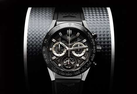 Affordable Luxury Timepieces - The TAG Heuer Carrera Heuer 02T is Designed as an Affordable Option