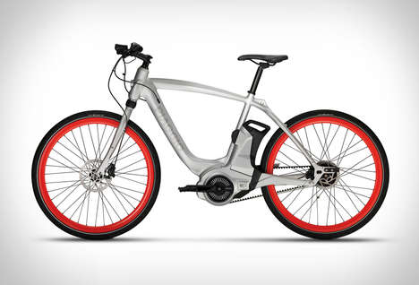 App-Connected E-Bikes - The 'Piaggio Wi-Bike' Allows Riders to Control Their Bike with Their Phone