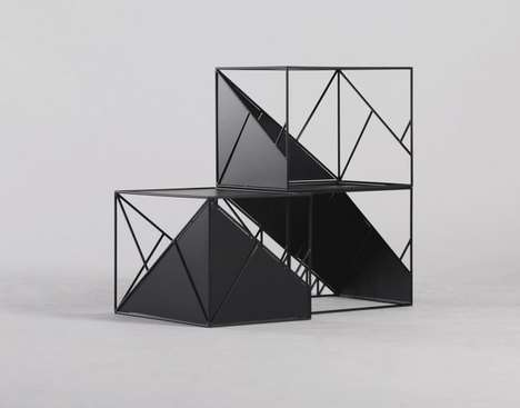 Sculptural Furniture Designs - The Latest ODESd2 Collection is an Avant Garde Work of Art