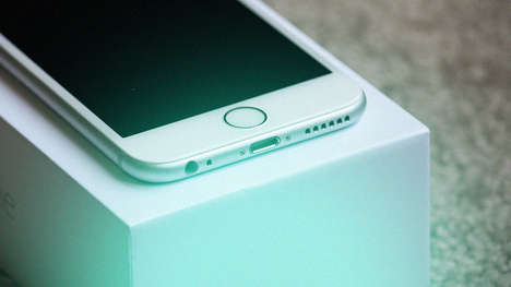 Effortlessly Powered Smartphones - Wirelessly Charging iPhones is the Latest Venture from Apple