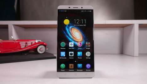 Tailor-Made Operating Systems - QiKU's '360 OS' Supports High-Powered Smartphone Hardware