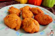 Fried Bean Fritters