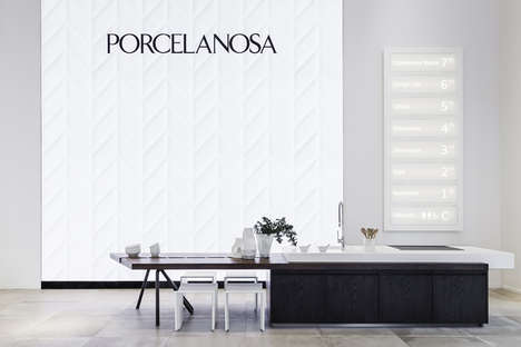 Luxe Immersive Homeware Flagships - The Porcelanosa Flagship in NYC is an Interactive Experience