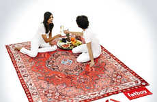 Roll-Up Picnic Rugs