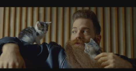Celebratory Grooming Commercials - The 'Find Your Magic' Axe Super Bowl Ad Embraces Individuality