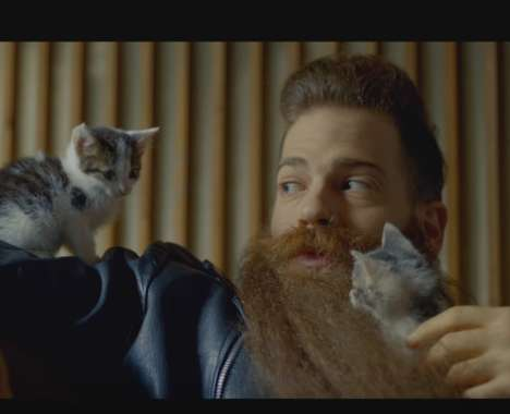 Celebratory Grooming Commercials