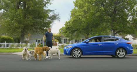 Celebrity Detection Ads - Hyundai's 'Ryanville' Super Bowl Commercial Stars Ryan Reynolds