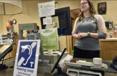Retail Hearing Assistance Systems - Wegmans' Special Devices Help Customers With Hearing Loss