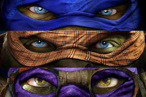 The Teenage Mutant Ninja Turtles Masks Exhibit High-End Fashion