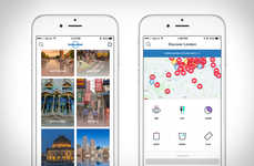 City Exploration Apps - The 'Guides' App by Lonely Planet Makes a Great Digital Travel Buddy