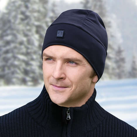 Cozy Electric Warm Hats - The Venture Heat Heated Hat Provides Up to Five Hours of Warmth