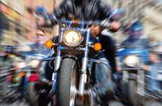 Motorbike Signal-Killing Systems - The Smart Turn System Kills Turn Signals Once a Bike Has Turned