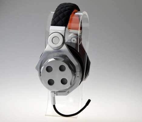 Multifaceted Gaming Headphones - These ROCK JAW Gaming Headphones Can Be Used for Games and Music
